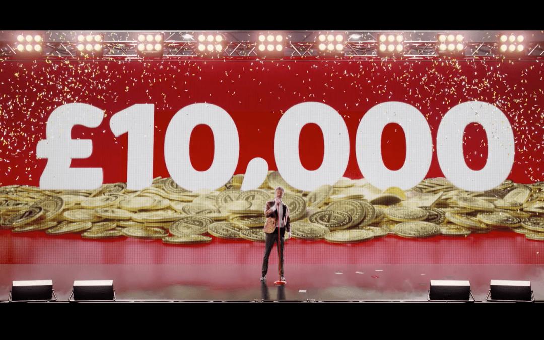 Sky Vegas – Prize Machine