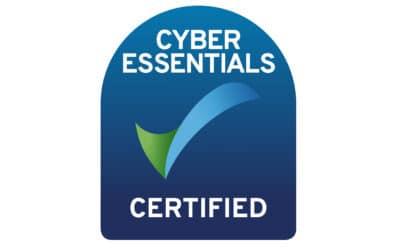 FOTW is now Cyber Essentials Certified!